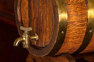 oak cask wooden wine