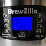 Brew Kettle -Brewzilla  v3.1.1 35 liters