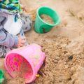 kids playing sand ecoimmuniology