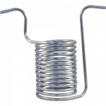 Wort Chiller: Stainless Steel