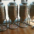 low cost temperature control fermenter