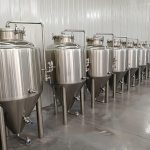 Stainless Steel Conical Fermenter: Beer Brite Tanks