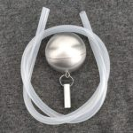 SS Ball Float & 80cm Silicone Dip Tube